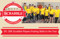 EP and CBK Scrabble Tournament Participants